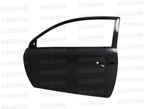 2005-2010年Scion TC的OEM款式亮面碳纖維車門
