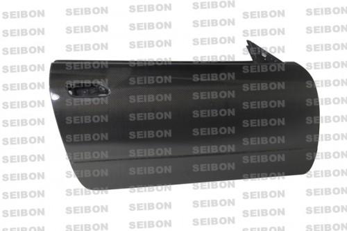 1999-2001年日產S15的OEM款式亮面碳纖維車門