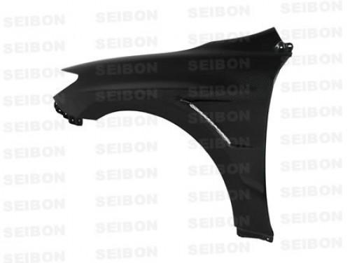 2005-2010年Scion TC的亮面碳纖維葉子板(加寬10mm)
