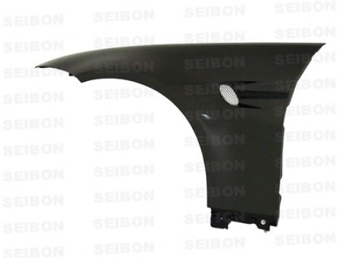 2008-2013年寶馬E92 M3雙門的OEM款式亮面碳纖維葉子板