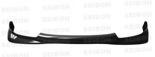 2004-2005年豐田MRS的OEM款式亮面碳纖維前導流板