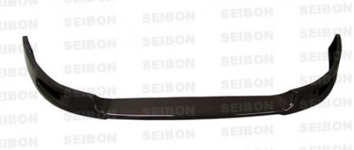 1993-1998年豐田Supra的TJ款式亮面碳纖維前導流板