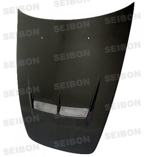 2000-2010年本田S2000的JS款式亮面碳纖維引擎蓋
