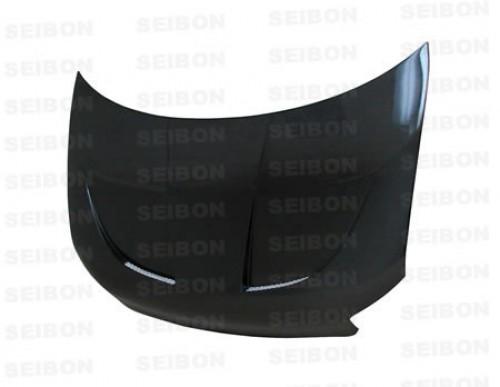 2008-2012年Scion XB的DV款式亮面碳纖維引擎蓋