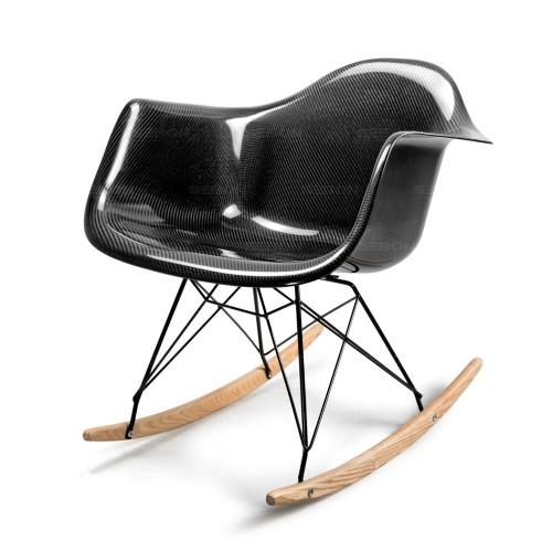 碳纖維AR款式摇椅