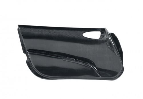2002-2008年日產350Z的亮面碳纖維車門內板