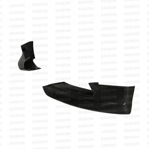 2008-2013年寶馬E90 / E92 M3的TA款式亮面碳纖維前下導流板
