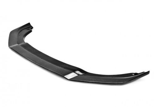 2012-2013年福斯高爾夫R的TT款式亮面碳纖維前下導流板