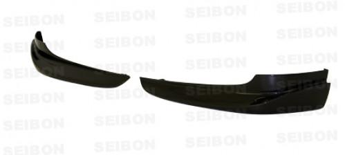 2000-2003年寶馬E46 3系列雙門的TH款式亮面碳纖維前下導流板