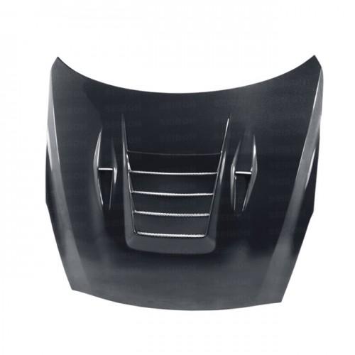 2009-2015年日產GTR 的DS款式亮面碳纖維引擎蓋