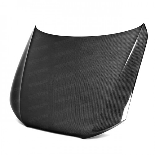 OEM-Style Carbon Fiber Hood for 2012-2013 Audi A4