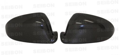 2006-2009年福斯Golf GTI的亮面碳纖維後照鏡蓋
