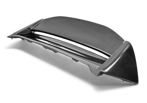 2002-2005年本田Civic Si 日規的MG款式亮面碳纖維尾翼