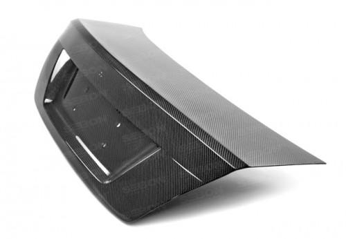2012-2015年賓士C-CLASS / C63 AMG雙門的亮面碳纖維後車廂蓋