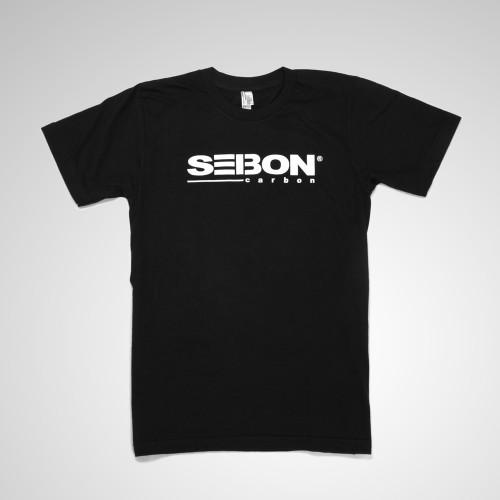 SEIBON CARBON 圓領印花T恤 (部件圖標)